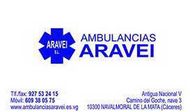 Ambulancias Aravei