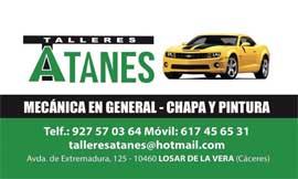 Talleres Atanes