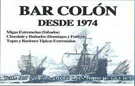 Bar Colón