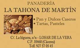 La Tahona de Martín