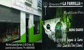 Restaurante La Parrilla