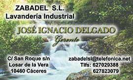 Lavandería Zabadel