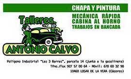 Talleres Antonio Calvo